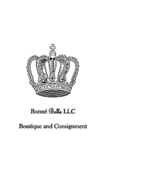 Bonne'Bella Logo with Crown