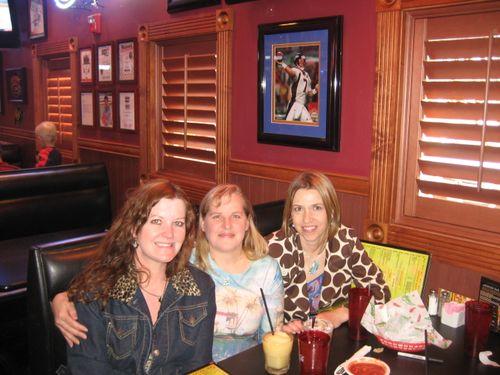 Bonnie, Sandy and Karen.