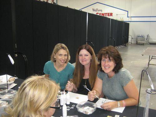 Karen, Bonnie, and Tara